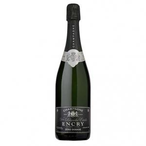 """Champagne Zéro Dosage Blanc de Blancs Grand Cru """"Encry Grande Cuvée"""" - Vue Blanche Estelle"""