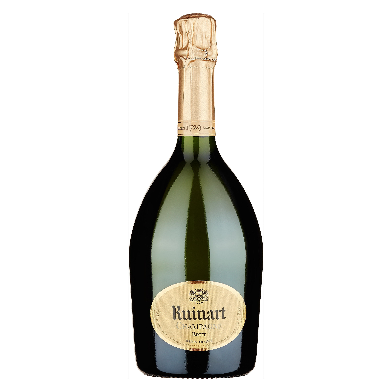 champagne brut r de ruinart magnum ruinart