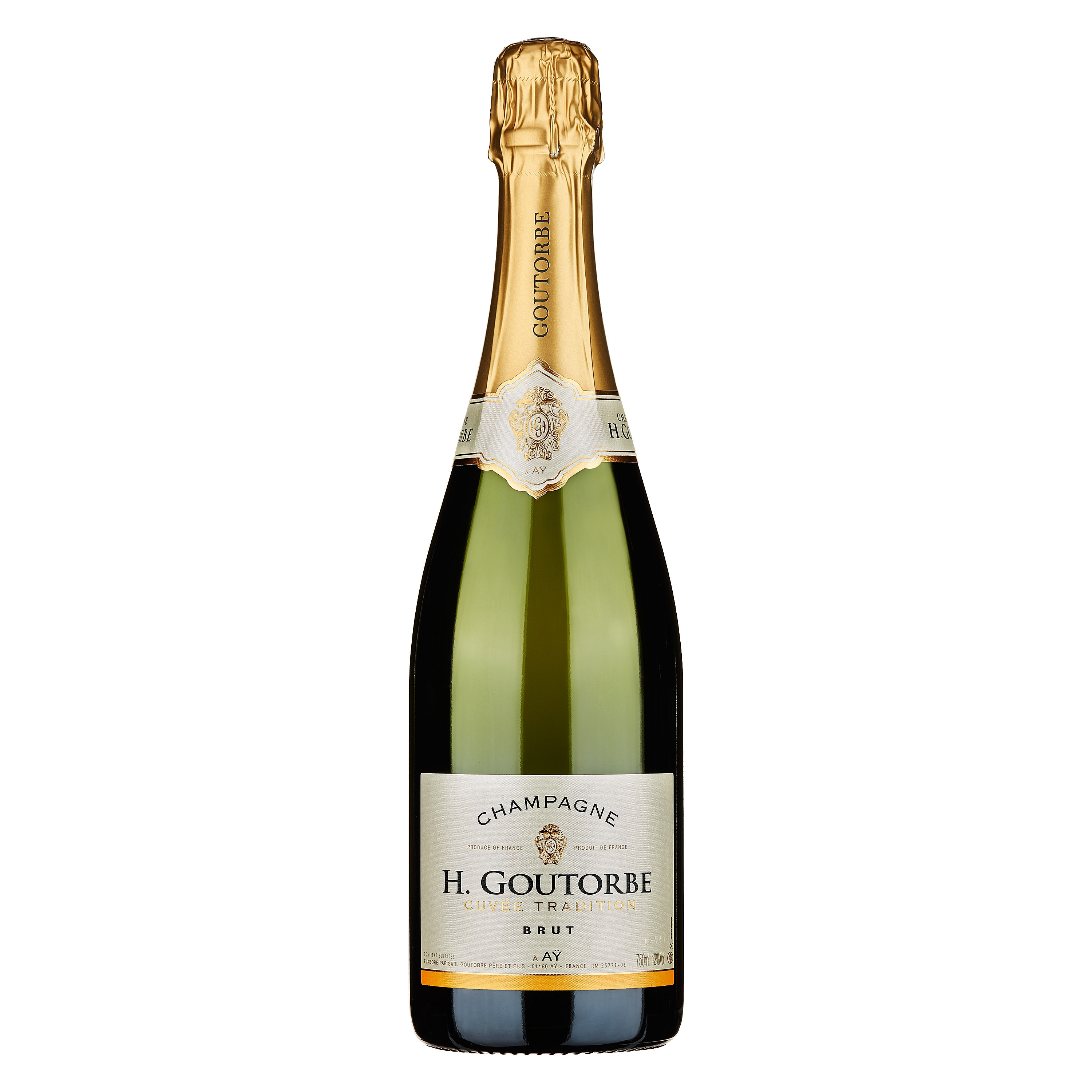 champagne h. goutorbe