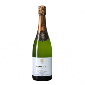 """Vin de France Blanc Metode Traditionelle Brut """"1851"""" - Bouvet Ladubay"""