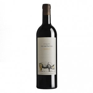 "Ribera del Duero Tempranillo DO ""Alexander Vs The Ham Factory"" 2013 - Casa Rojo"