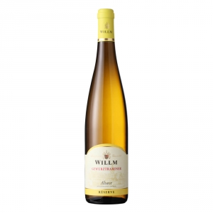 Gewürztraminer d'Alsace Réserve 2016 - Alsace Willm (0.375l)