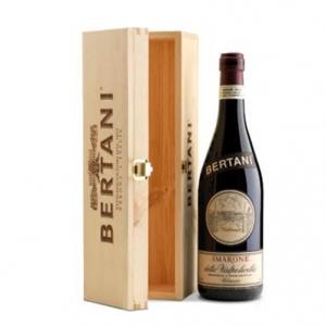 Amarone della Valpolicella Classico DOC 2007 - Bertani (cassetta di legno)