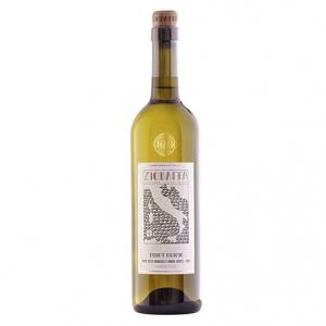 Terre Siciliane Pinot Grigio IGT 2017 - Ziobaffa (tappo Helix)
