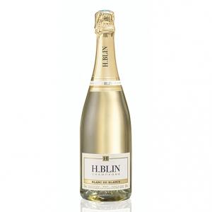 Champagne Brut Blanc de Blancs - H. Blin