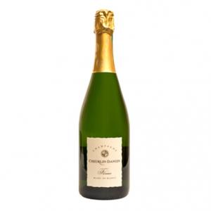"""Champagne Brut Blanc de Blancs """"Cuvée Florence"""" - Cheurlin·Dangin"""