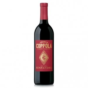 """California Zinfandel """"Diamond Collection Red Label"""" 2014 - Francis Ford Coppola Winery"""