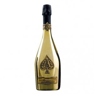 "Champagne Brut ""Armand de Brignac Gold"" - Cattier"