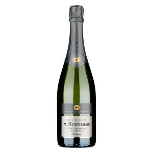 """Champagne Brut Blanc de Blancs Grand Cru """"Réserve"""" - M. Hostomme"""