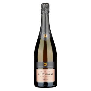 Champagne Brut Rosé - M. Hostomme