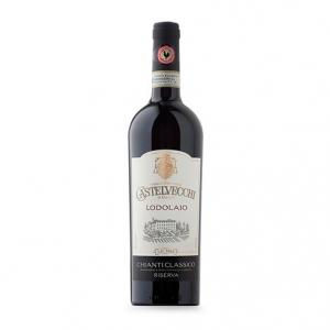 """Chianti Classico Riserva DOCG """"Lodolaio"""" 2013 - Premiata Fattoria di Castelvecchi in Chianti"""