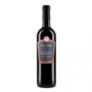 """Basilicata Rosso IGT """"Il Lucano"""" 2013 - Taverna"""