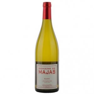 Côtes Catalanes IGP Majas Blanc 2016 - Domaine de Majas
