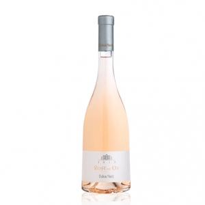 """Côtes de Provence Rosé """"Rosé et Or"""" 2017 - Château Minuty"""