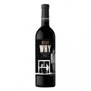 """Rioja Tinto Reserva DOCa """"Oscar Why"""" 2012 - Vinto"""
