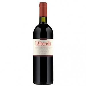 """Bolgheri Rosso Superiore DOC """"L'Alberello"""" 2014 - Grattamacco"""