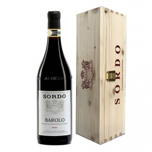 Barolo Parussi DOCG 2013 - Sordo (cassetta di legno)