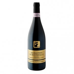 Sagrantino di Montefalco Passito DOCG 2011 (0.375l) - Cantina Fratelli Pardi