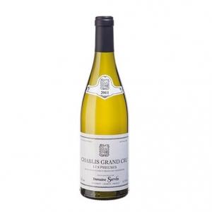 Chablis Grand Cru Les Preuses 2014 - Domaine Servin