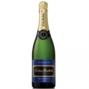 Champagne Brut Réserve - Nicolas Feuillatte
