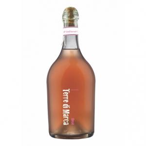 """Vino Rosato Frizzante """"Terre di Marca"""" - Corvezzo"""