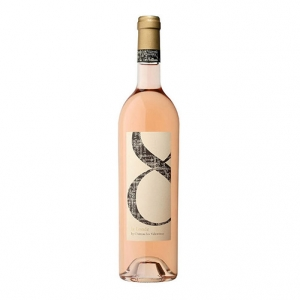 """Côtes de Provence Rosé """"Huit La Londe"""" 2016 - Les Valentines"""