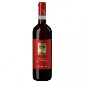Rosso di Montalcino DOC 2015 - Scopone