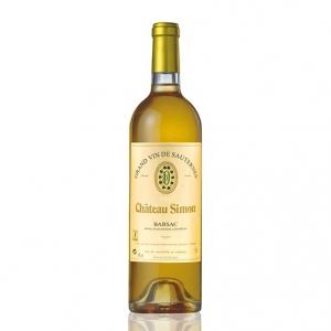 """Barsac """"Grand Vin de Sauternes"""" 2010 - Château Simon"""