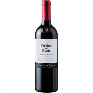 """Chile Cabernet Sauvignon """"Casillero del Diablo"""" 2015 - Concha y Toro"""