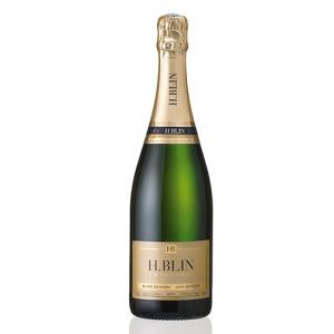 Champagne Brut Blanc de Noirs - H. Blin