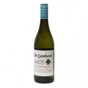 "Lambert's Bay Cape West Coast Sauvignon Blanc ""Sir Lambert"" 2017 - Sir Lambert (tappo a vite)"