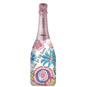 "Spumante Metodo Charmat Rosé Brut ""Floral Edition 3.0"" - Valdo"