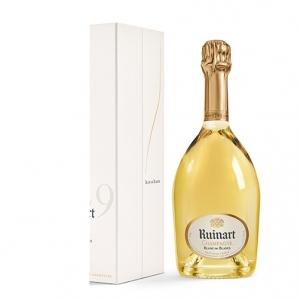 Champagne Brut Blanc de Blancs - Ruinart (coffret, 0,375l)