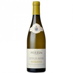 Côtes du Rhône Réserve Blanc 2014 - Famille Perrin
