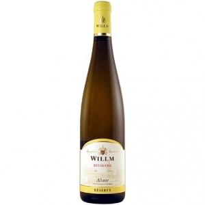 Riesling d'Alsace Réserve 2016 - Alsace Willm