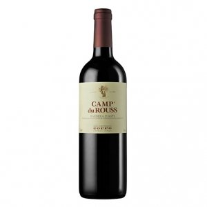 "Barbera d'Asti DOCG ""Camp du Rouss"" 2015 - Coppo"