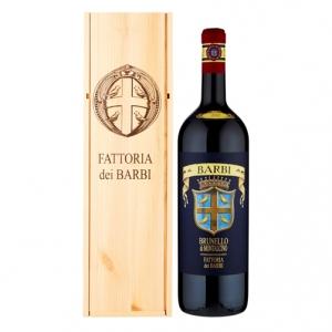 Brunello di Montalcino DOCG 2012 Magnum - Fattoria dei Barbi (cassa di legno)