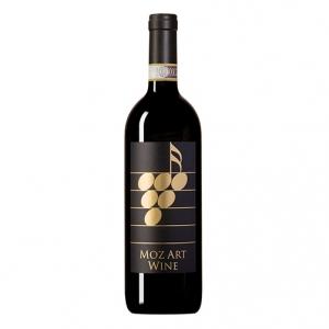 """Brunello di Montalcino DOCG """"MOZ ART WINE"""" 2012 - Il Paradiso di Frassina"""