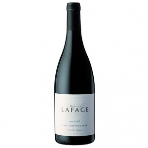 """Côtes Catalanes Grenache Noir Vieilles Vignes VDP """"Nicolas"""" 2015 - Domaine Lafage"""