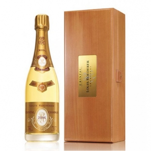 Champagne Cristal 2007 Magnum - Louis Roederer (cofanetto)