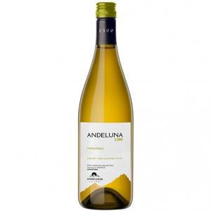 """Valle de Uco Mendoza Chardonnay """"1300"""" 2015 - Andeluna (tappo a vite)"""