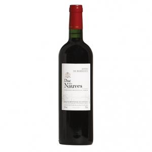 """Côtes de Bordeaux Rouge """"Duc des Nauves"""" 2015 - Château le Puy"""