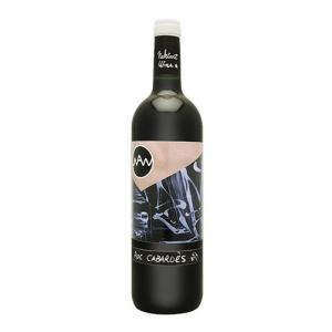 Carbadès Rouge 2015 - Nektart wine, Sovex GrandsChâteaux