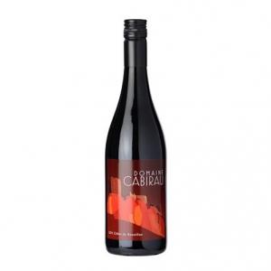 Côtes du Roussillon Rouge 2014 - Domaine Cabirau