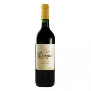Bordeaux Rouge 2015 - Château du Carpia