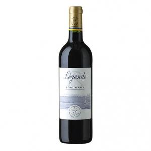 """Bordeaux Rouge """"Légende R"""" 2016 - Domaines Barons de Rothschild"""