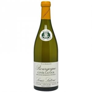 """Bourgogne Blanc """"Cuvée Latour"""" 2015 - Louis Latour"""
