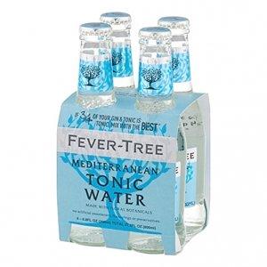 "Tonic Water ""Mediterranean"" - Fever-Tree (4X200ml)"