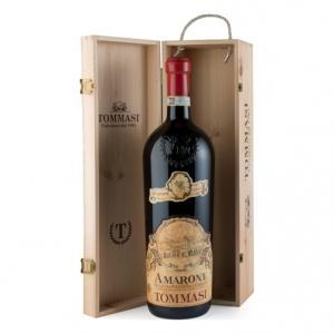 Amarone della Valpolicella Classico DOCG 2013 Jéroboam - Tommasi (cassa di legno)