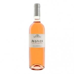 "Côtes de Provence Rosé ""Arbaude"" 2017 Magnum - Mas de Cadenet"
